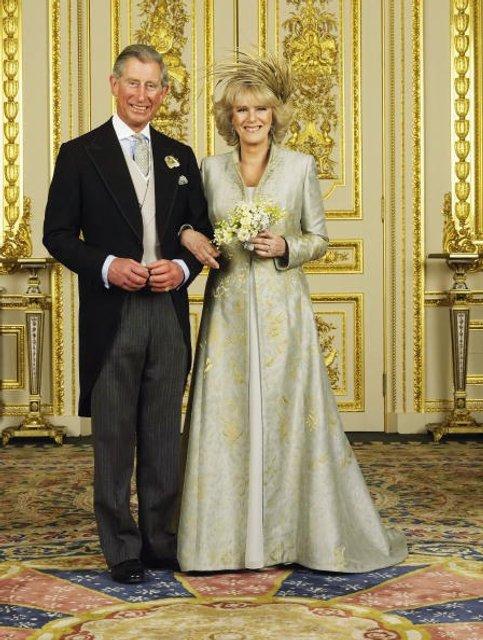 Свадьба принца Чарльза и герцогини Камиллы - фото 58567