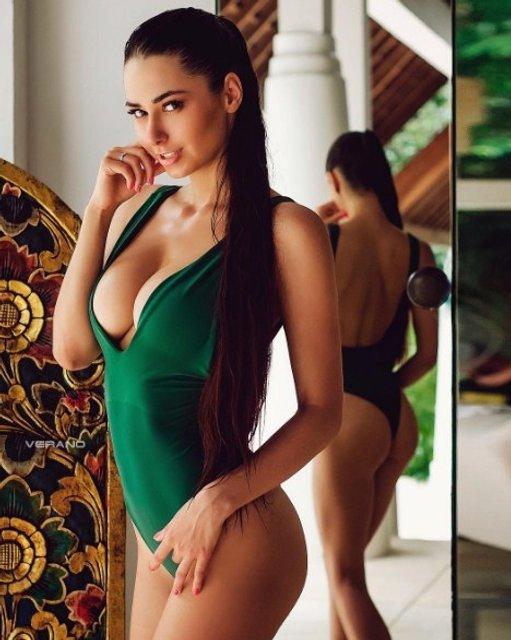 Ольга Коробицына стала новой девушкой Хамеса Родригеса - фото 62290