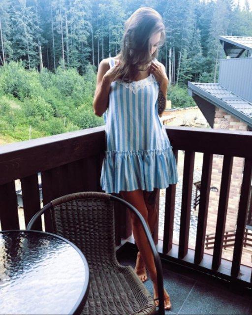 Логунова показала фото Ступки и дочери на отдыхе - фото 61231