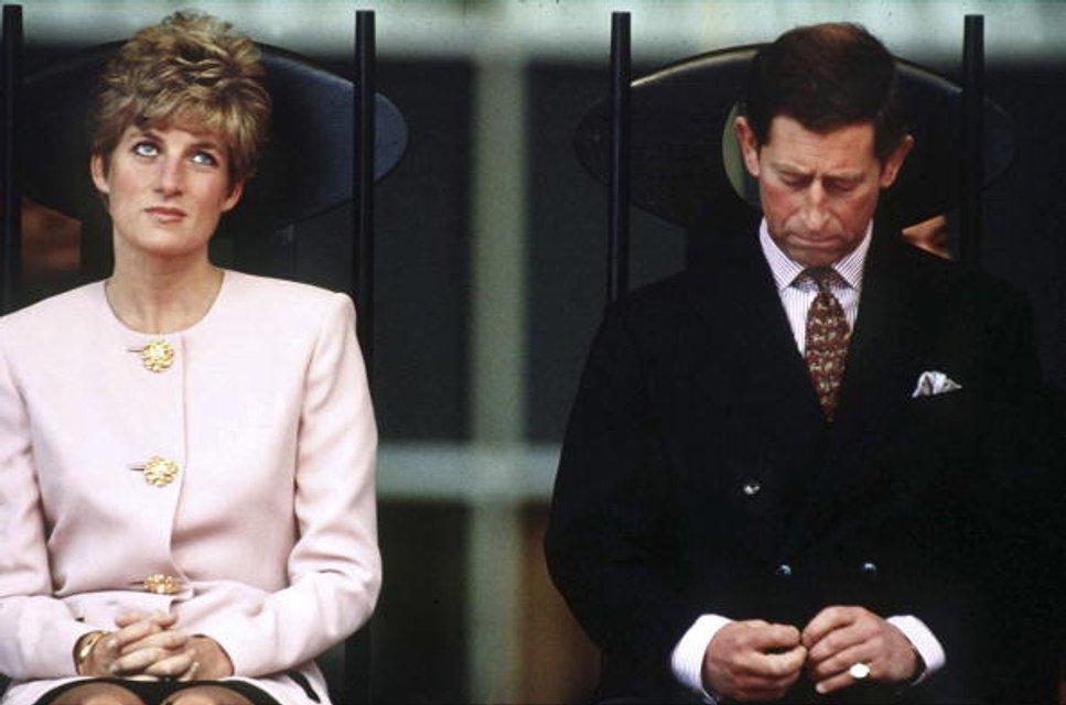Принцесса Диана и принц Чарльз: фото - фото 62048