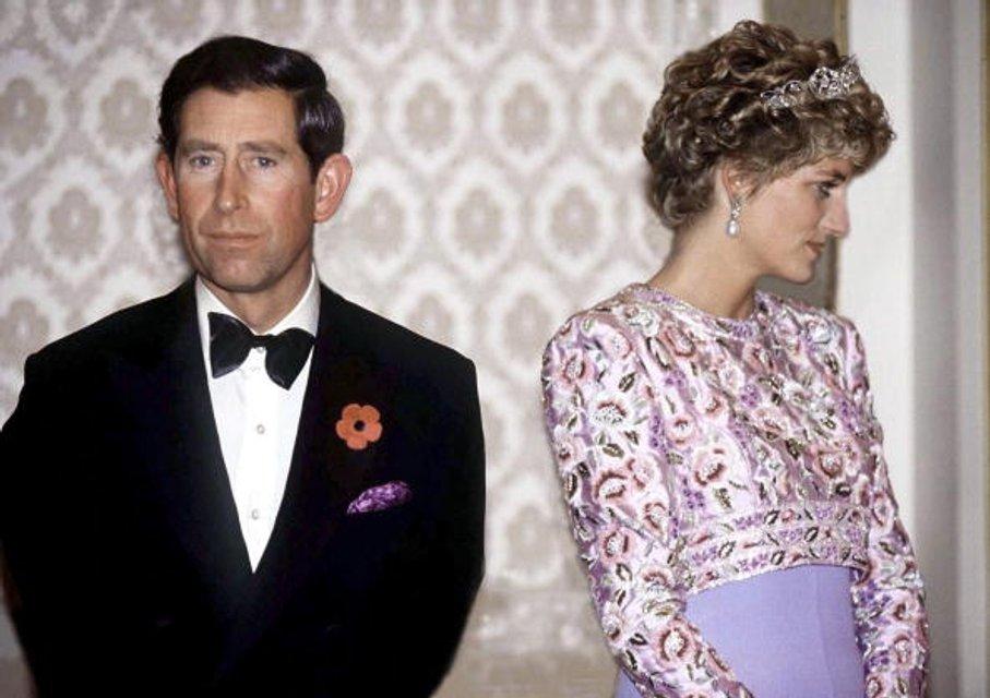Принцесса Диана и принц Чарльз: фото - фото 62047