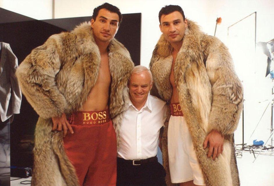 День рождения Виталия Кличко: Лучшие фото знаменитого боксера и мэра - фото 58758