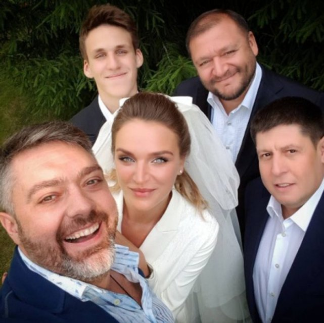 "Дочь нардепа ""Оппоблока"" Добкина вышла замуж (видео) - фото 56702"