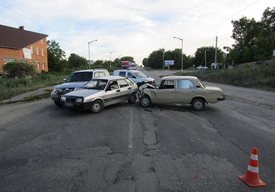 ДТП возле Каменца-Подольского - фото 58043
