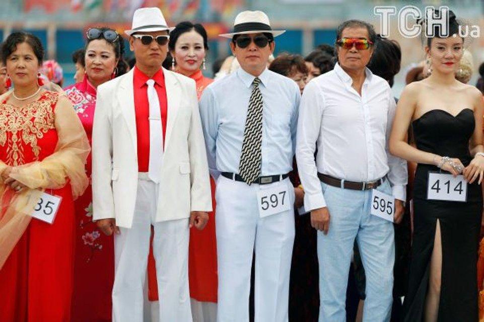 Участники конкурса красоты в Китае - фото 59889