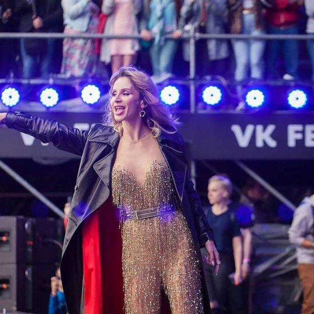 Светлана Лобода на VK Fest 2017 - фото 58213
