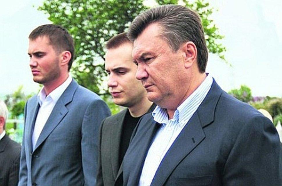 Из грязи в князи и назад: путь Виктора Януковича - фото 56120