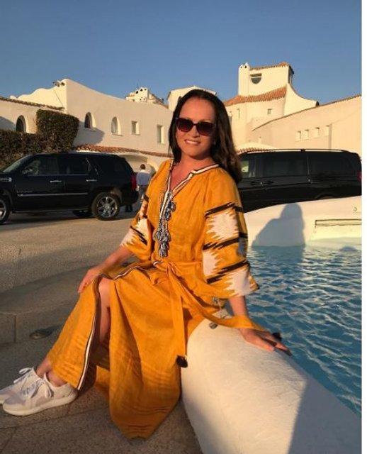 Юбилей Софии Ротару: 70 лет легендарная певица встретила с семьей на Сардинии - фото 64182