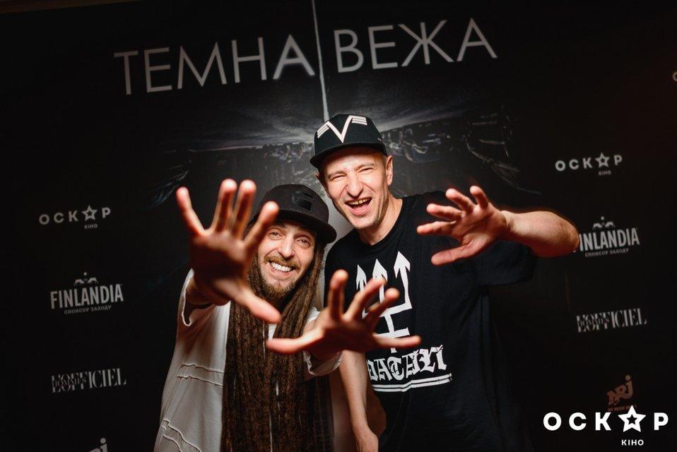"учасники гурту Green Grey  - Дмитрий ""Murik"" Муравицкий и Андрей ""Diezel"" Яценко - фото 63277"