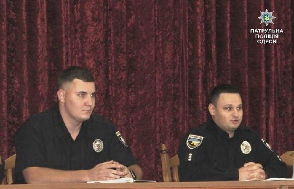 Одесскую полицию возглавил сын погибшего Героя Украины - фото 68960