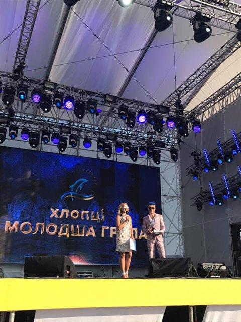 Черноморские Игры 2017 в Скадовске: фото с открытия фестиваля - фото 63869