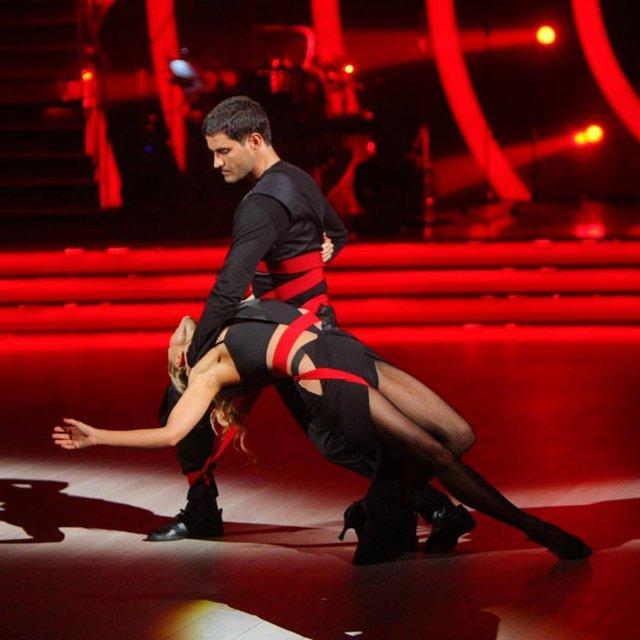 Танці з зірками: Ахтем Сеитаблаев и Алена Шоптенко - фото 69677