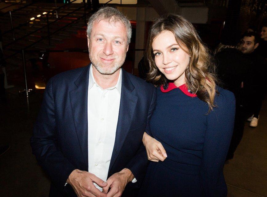 Роман Абрамович и Даша Жукова разводится - фото 64242