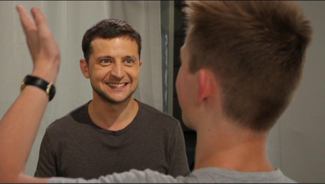 Владимир Зеленский в проекте Сюрприз, сюрприз! - фото 67048