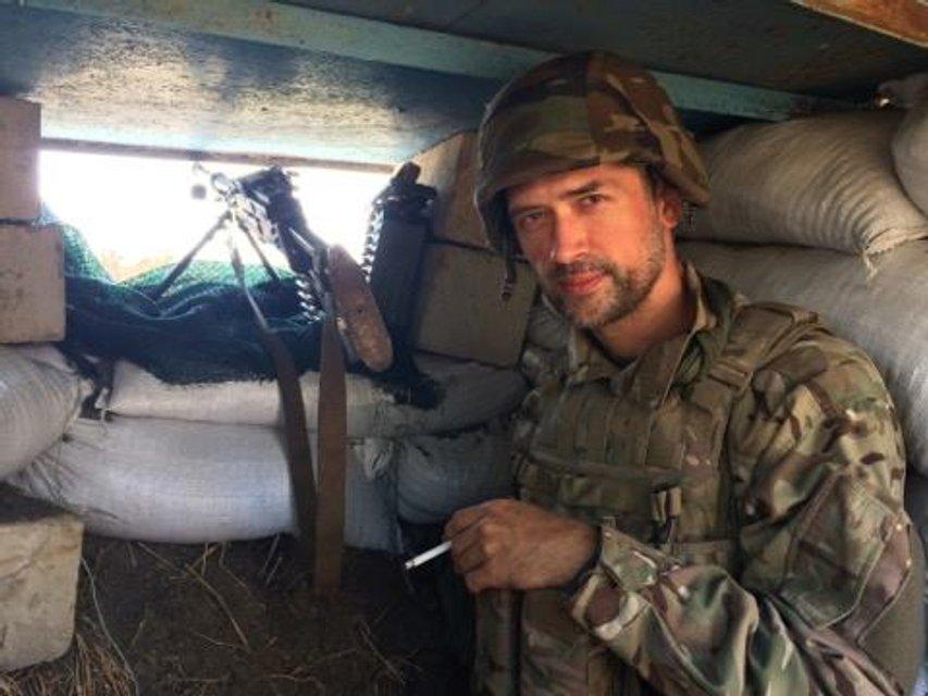 Известный российский актер пошел добровольцем в ВСУ - фото 69368