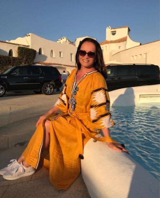 София Ротару похвасталась неувядающей красотой на отдыхе - фото 64843
