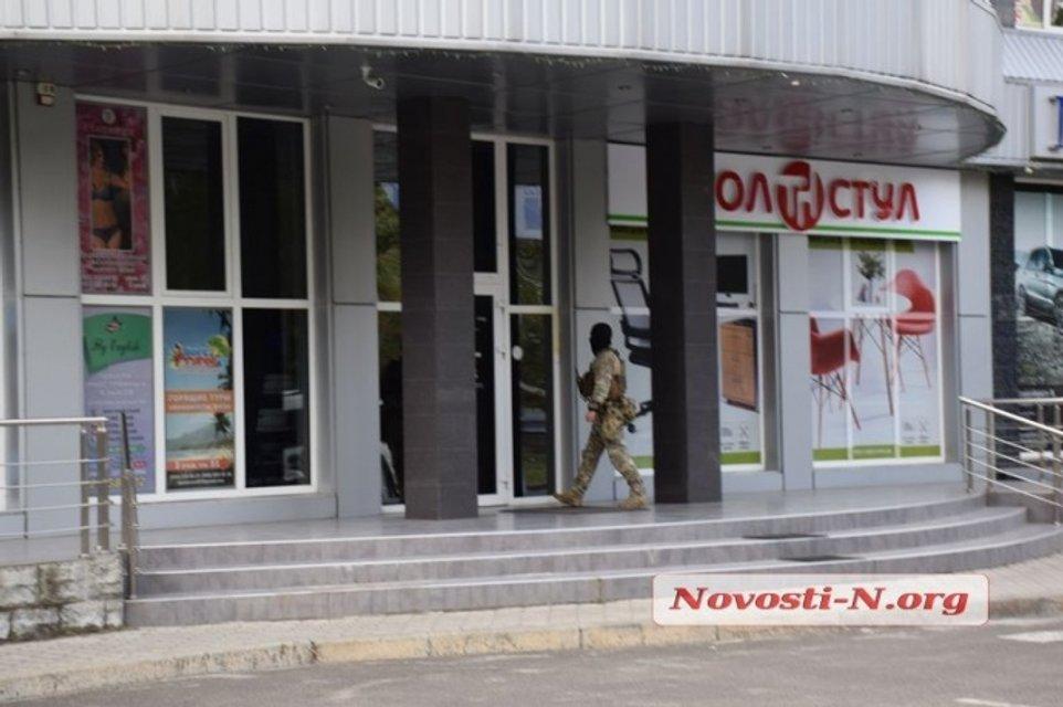 В Николаеве обыскивают 90 депутатов и бизнесменов - фото 70047