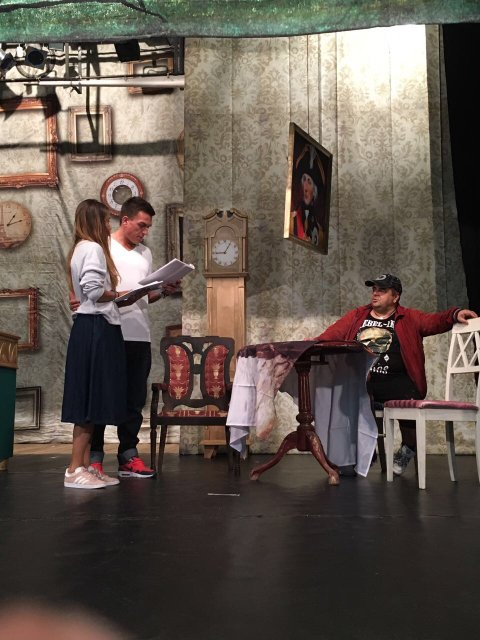 Регина Тодоренко впервые выйдет на театральные подмостки - фото 68785