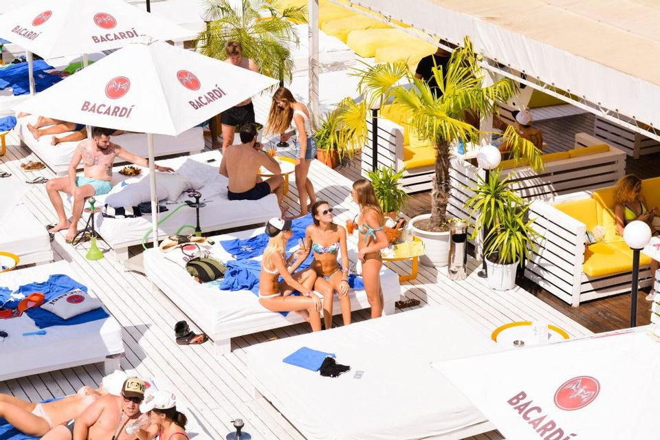 City Beach Club с аншлагом отпраздновал свой пятый день рождения - фото 68858