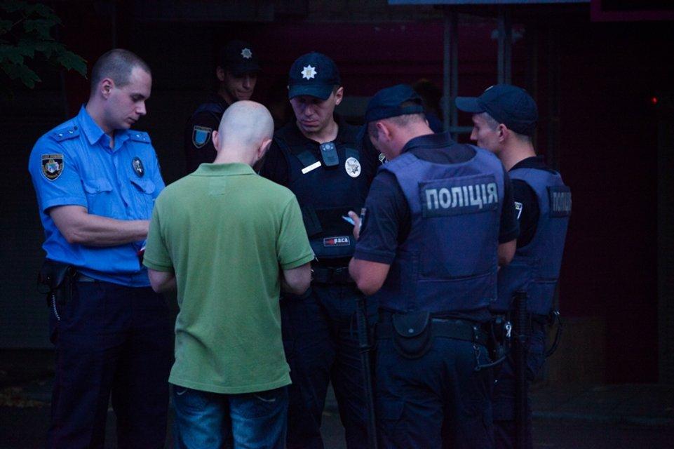 Полиция выдерживает мхатовскую паузу - фото 62429