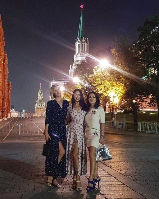 Ирина Шейк в России: фото - фото 68263