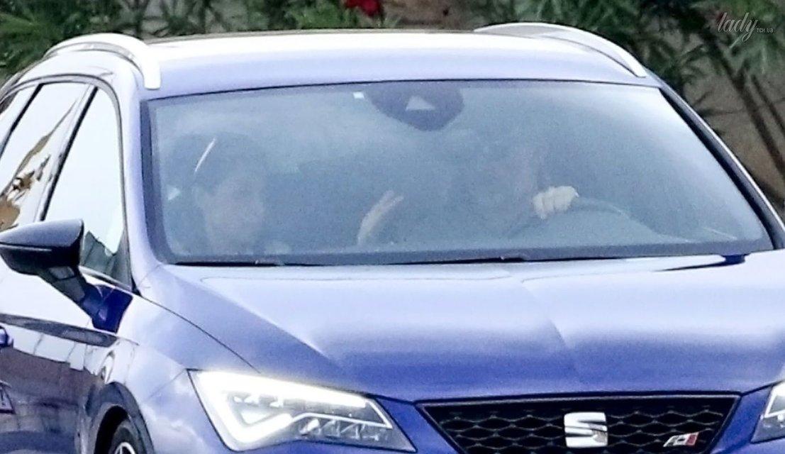 Королевская семья Испании ездит на Seat Leon - фото 63799