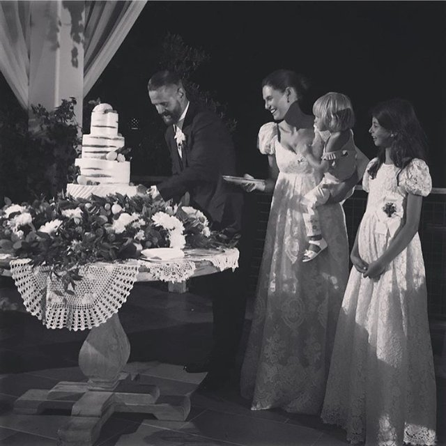 Бьянка Балти вышла замуж - фото 62871