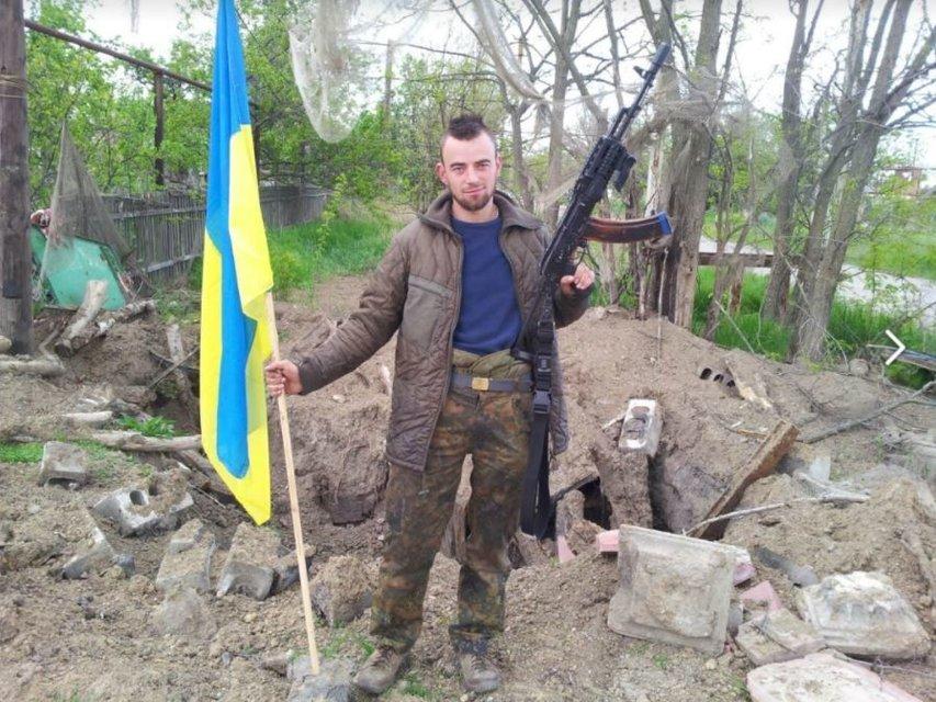 Александр Волков - сослуживец Лемешко  - фото 66782