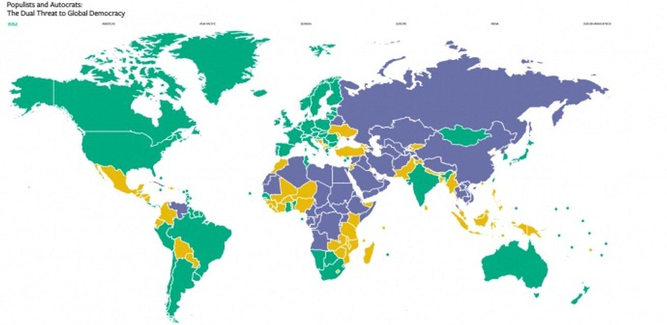 Freedom House отрезали Крым от Украины - фото 69662