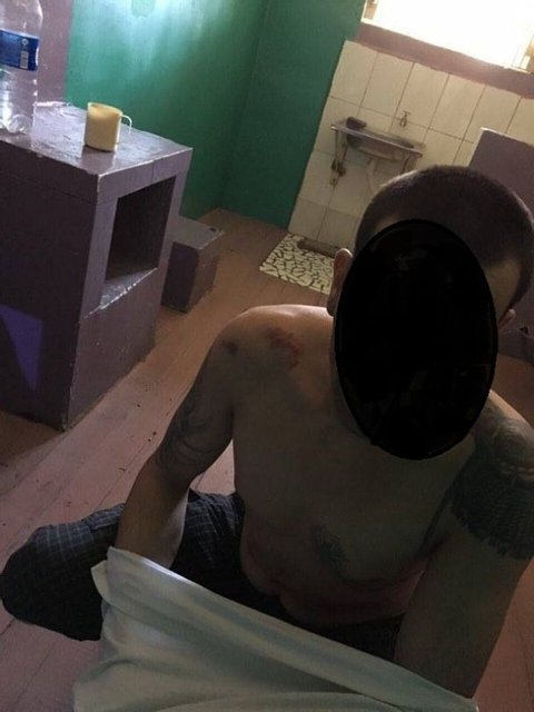 Жестокое обращение в Одесском следственном изоляторе - фото 68176