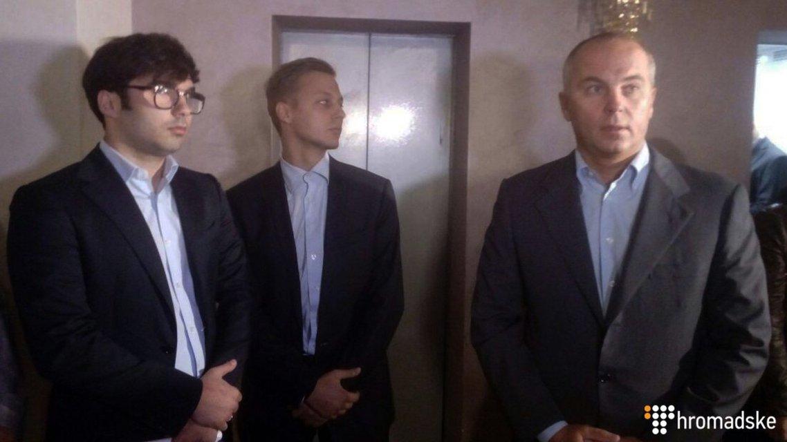 Суд избрал меру пресечения для сына Шуфрича - фото 70328