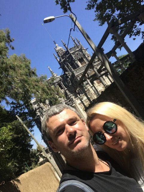Тоня Матвиенко и Арсен Мирзоян совместили выступление с отдыхом в Португалии - фото 68760