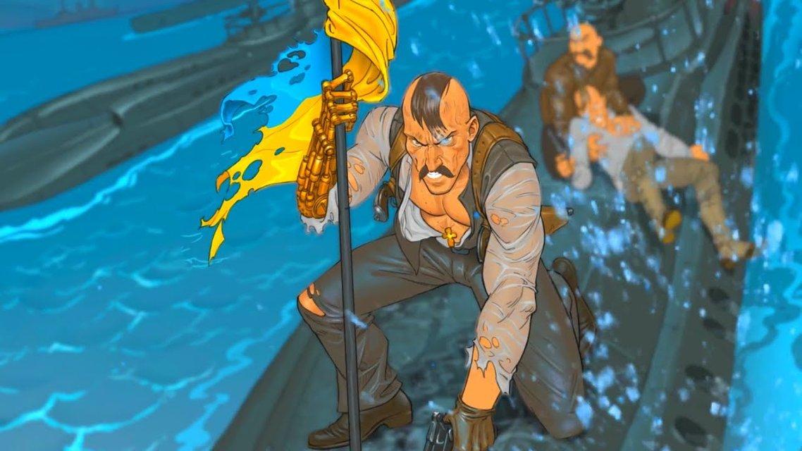 "Украинский комикс ""Воля. The Wil"" взбесил любителей Кремля - фото 67221"