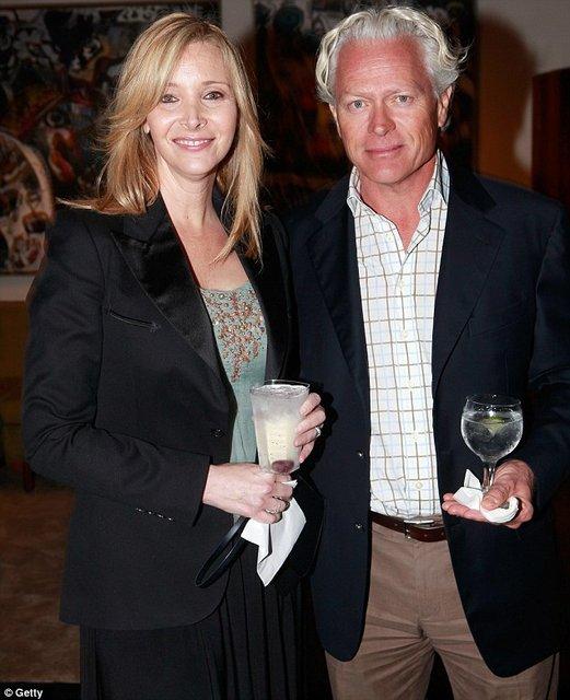 Лиза Кудроу с мужем: фото - фото 65424