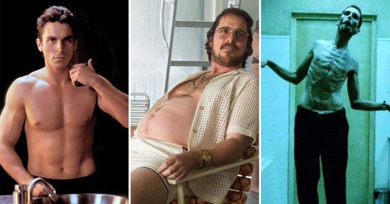 В сеть попали фото похудевшего Кристиана Бейла со съемок фильма Недруги - фото 68962