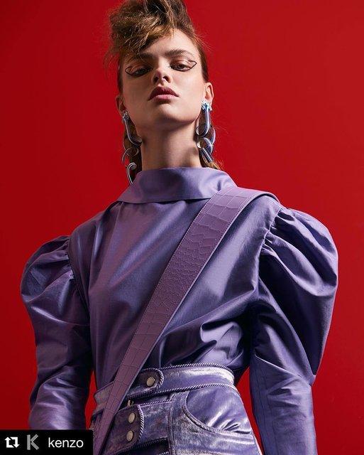Дарья Хлистун: Что нужно знать о первом украинском ангеле Victoria's Secret - фото 69999
