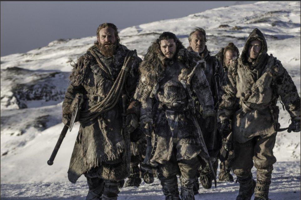 Игра Престолов 7 сезон: HBO опубликовал интригующие кадры 6 серии сериала - фото 67300