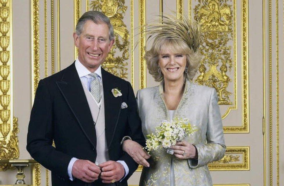 Принц Чарльз и герцогиня Камилла - фото 65514