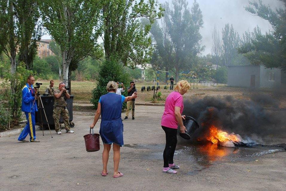 В школе Славянска продолжает работать учитель, осужденный за сепаратизм - фото 69891