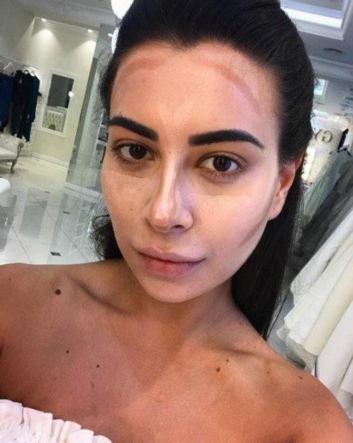 Экс-Холостячка Рамина показала свои фото без косметики - фото 67926