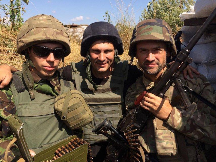 Известный российский актер пошел добровольцем в ВСУ - фото 69369