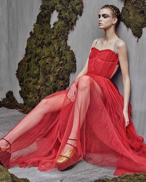 Дарья Хлистун: Что нужно знать о первом украинском ангеле Victoria's Secret - фото 69997