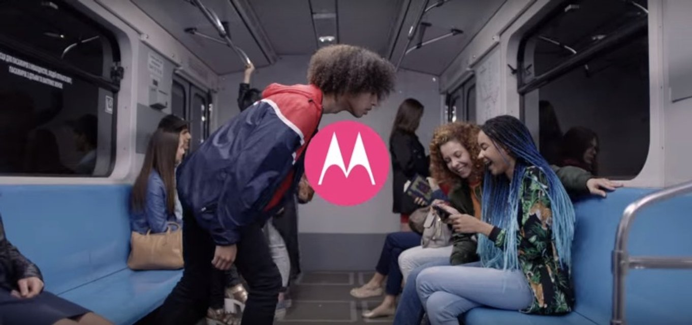 Рекламу Motorola снимали в Киеве - фото 64868