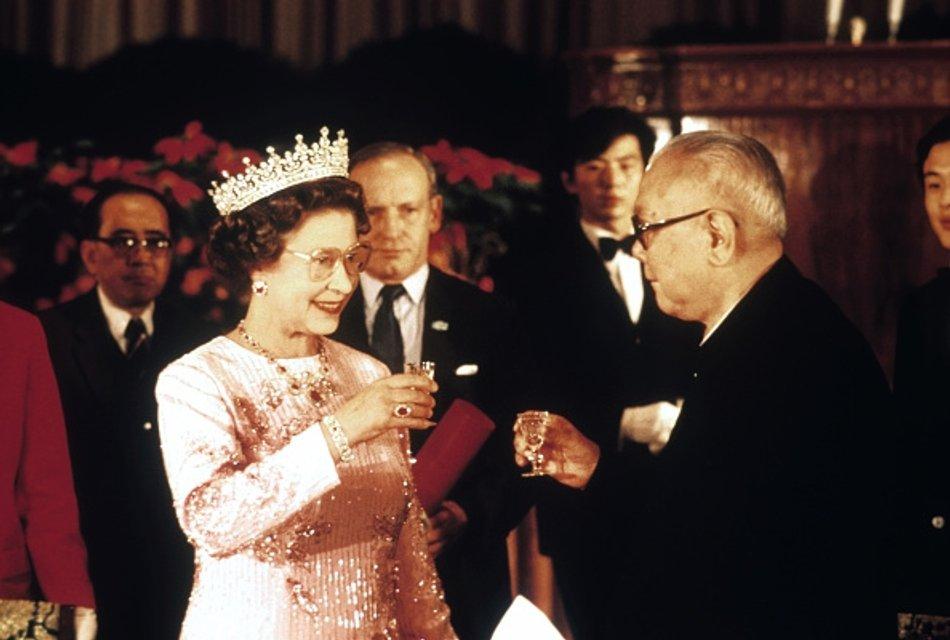 Королева Елизавета II - фото 62744