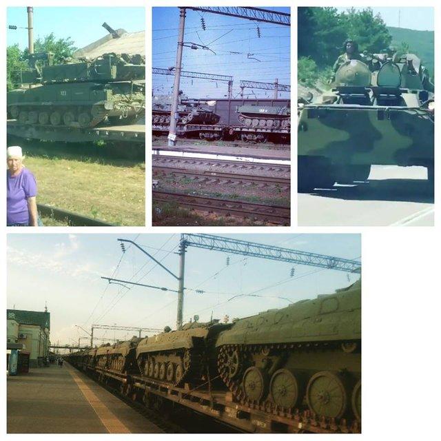 Россияне стягивают к украинской границе огромное количество техники - фото 65043