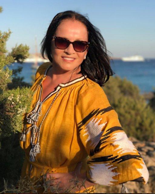 София Ротару похвасталась неувядающей красотой на отдыхе - фото 64842