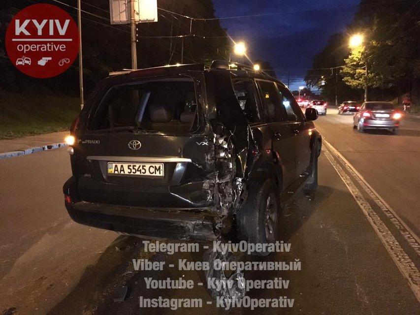 В Киеве пьяный вусмерть водитель совершил 4 ДТП за один вечер - фото 64752