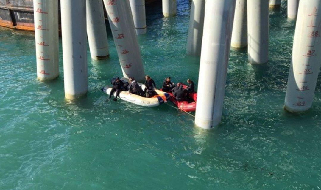 ЧП на строительстве Керченского моста: 18 человек погибло, 34 госпитализированы - фото 69445