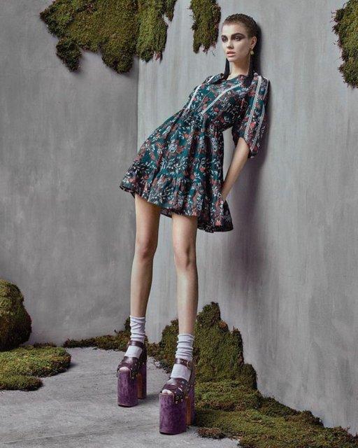 Дарья Хлистун: Что нужно знать о первом украинском ангеле Victoria's Secret - фото 69996