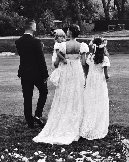 Бьянка Балти вышла замуж - фото 62872